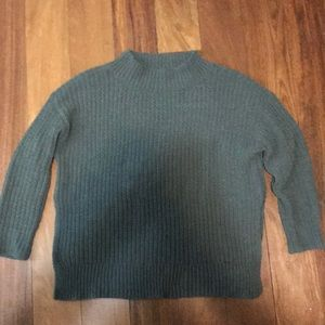 aerie mock-neck sweater